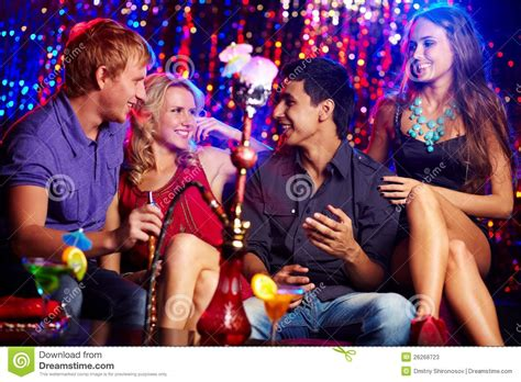 friends  party stock  image