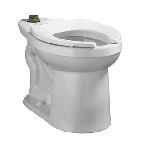 toilet width shop american standard right width white elongated chair