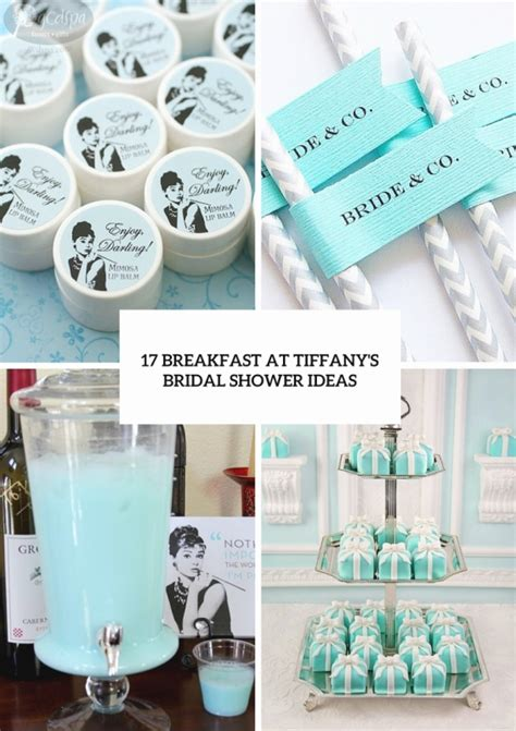 Wedding Shower Theme Ideas by 17 Breakfast At S Themed Bridal Shower Ideas