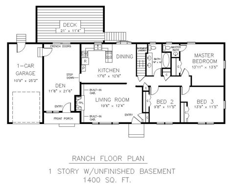 how to draw house plans free home ideas