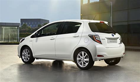 toyota yaris hybrid unlikely for australia photos 1 of 3