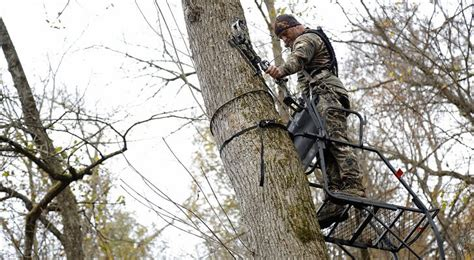 top tree stands for real trees best tree stands reviews of climbing hang on and ladder stands