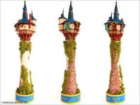 Building Blueprint Maker rapunzel tower model from tangled themodelmaker