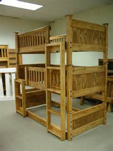 Tri Bunk Bed Tiny House Big Ideas Go Vertical With Kid Bunk Bed Solutions