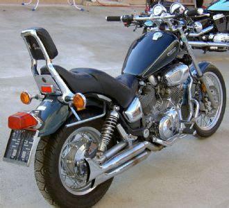 Motorrad Auspuff Vor 1994 by Umgebautes Motorrad Yamaha Xv 750 Virago Gasslhatzer