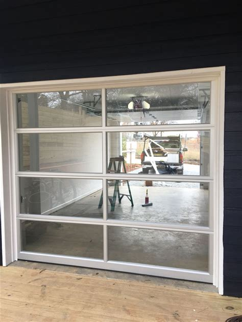 45 Best Full View Glass Garage Doors Images On Pinterest View Glass Garage Doors
