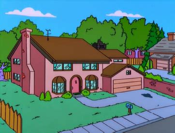 The Simpsons House by The Simpsons House