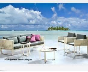 Set Yola our products rattan and synthetic rattan furniture