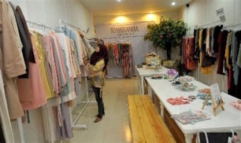 Toko Baju Cressida Di Jakarta butik riamiranda butik dengan konsep muslim fashion house