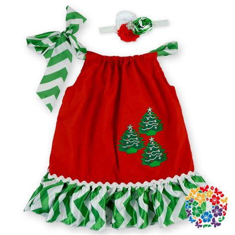 design dress for baby girl 24 pcs lot fancy baby girl dress christmas designs red