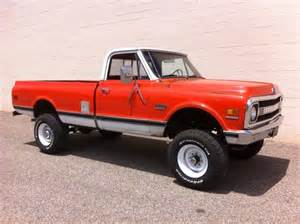 Big Wheels Spray Truck For Sale 1970 Chevrolet C 20 4x4 Cooper S Truck And Accessories Llc