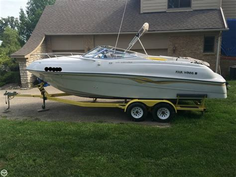used four winns boats for sale in michigan four winns 245 sundowner boats for sale boats