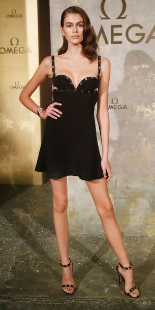 kaia gerber heels dress mini dress black dress sandals sandal heels