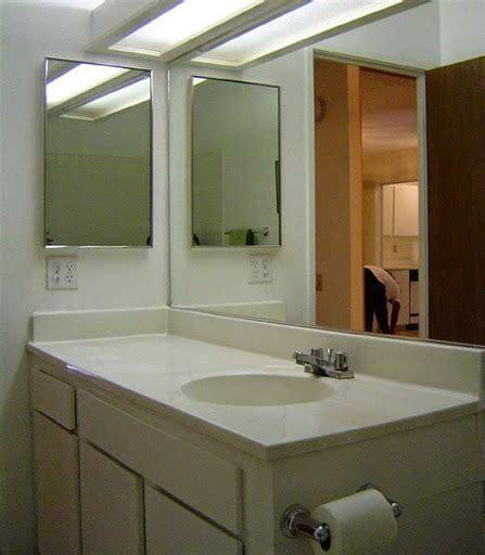 Cermin Untuk Kamar Mandi model cermin kaca rias atau hias minimalis modern terbaru 2015