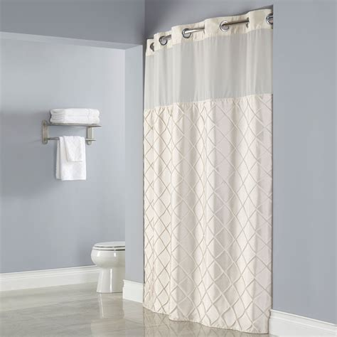 hookless curtain hookless shower curtain ivory window curtains drapes