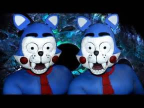 Candy cat sugar the cat five nights at freddys makeup tutorial