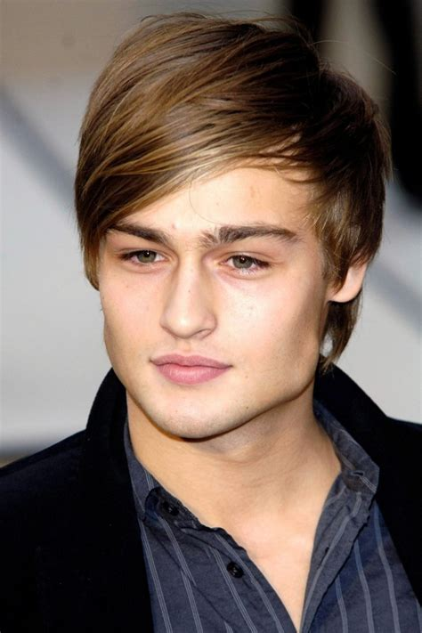 haircut styleing booth douglas booth profile