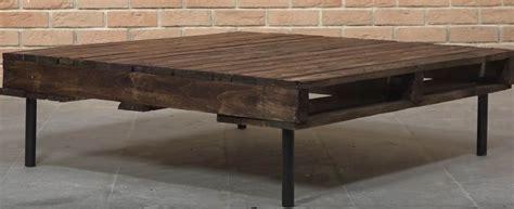 Tuto Table Basse En Palette by Diy Pour Fabriquer Une Table Basse En Palette Pour 30 Euros