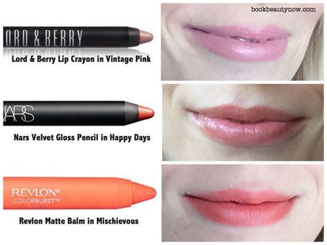 Lipliner Xoxo Crayon Murah the best lip crayons beautynow