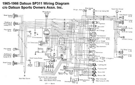 datsun wiring diagram 21 wiring diagram images wiring