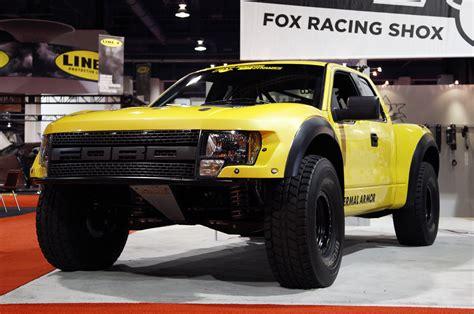 Raceworks Ford Raptor Luxury Prerunner   Autoblog