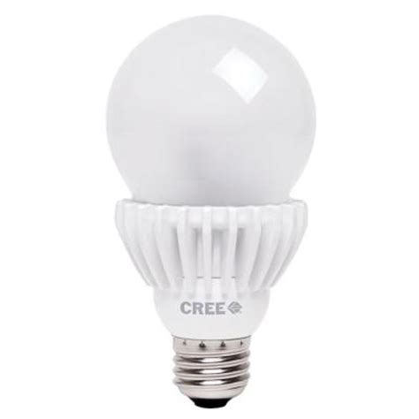 Cree Dimmable Led Light Bulbs Cree 100w Equivalent Soft White 2700k A21 Dimmable Led Light Bulb Ba21 16027omf 12de26 1u100