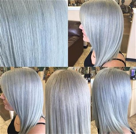 silver hair color formula silver and smoke with wella formula hair color modern