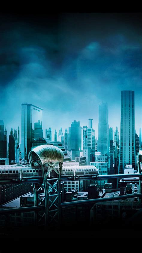 gotham city  iphone wallpapers