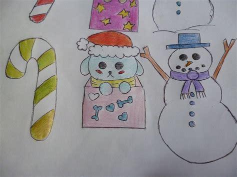 imágenes de navidad para dibujar fáciles crea dibujos navide 241 os dibujin dibujado aprende a dibujar