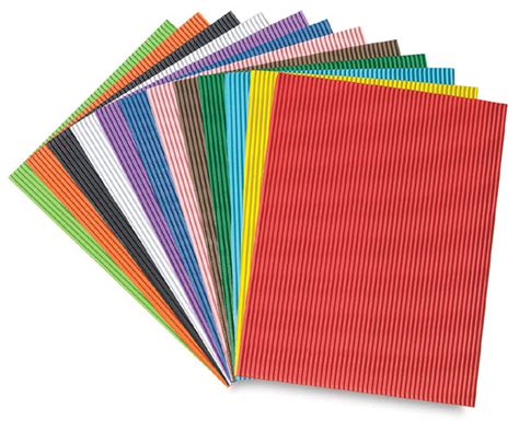Corrugated Craft Paper - corrugated paper