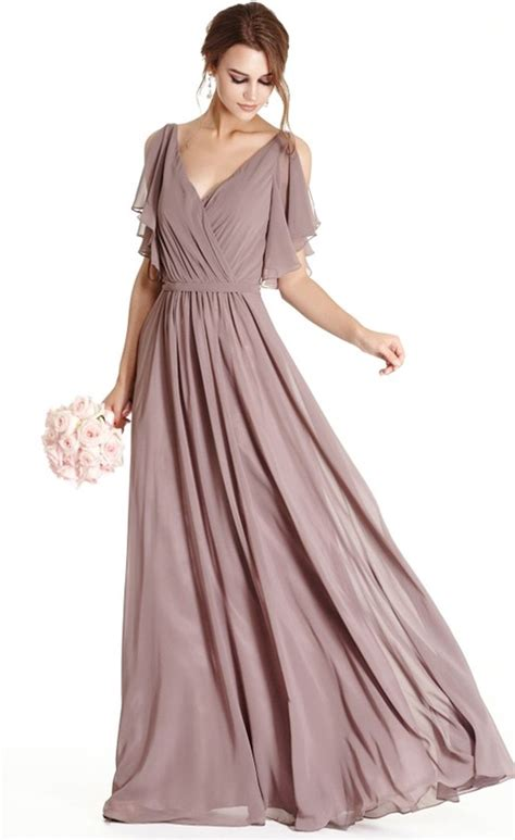 Flutter Sleeve Dress serendipity dusty mauve flutter sleeve dress flutter