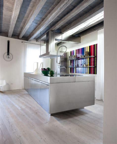 cucine in acciaio inox cucine moderne cucine design cucine in acciaio