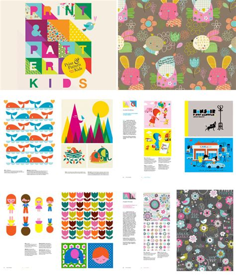 pattern picture books print pattern new book wgsn
