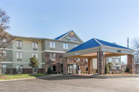 comfort inn hotels book comfort inn franklin hotel deals