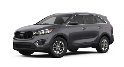 Kia Sorento Colours 2018 Kia Sorento Exterior Color Options
