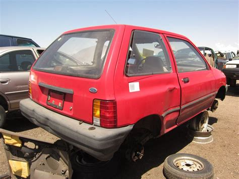 how cars work for dummies 1990 ford festiva transmission control 1990 ford festiva information and photos zombiedrive