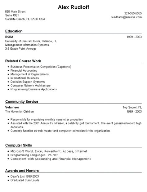 Resume Examples For Jobs With Little Experience by Little Work Experience Bigraphicsgoodresume 1 Sample Resume No How To Write A Resume With Little