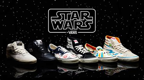 Vans By Bandung Shoes by Limited Edition Wars Vans Coming To A Galaxy Near You