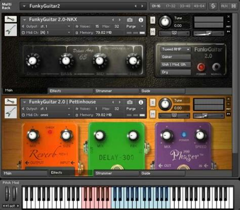 drum direktor tutorial pettinhouse funkyguitar 2 0 kontakt audio club