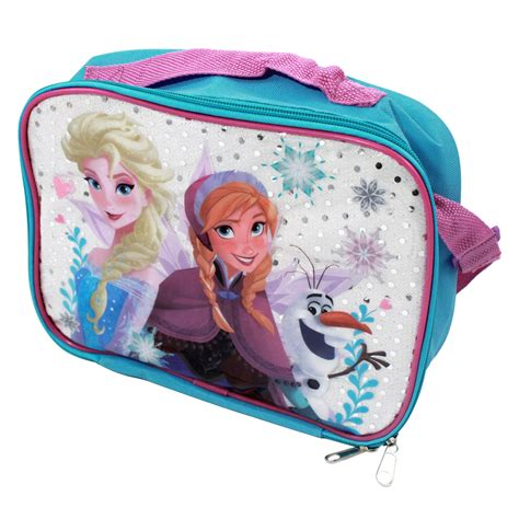 Ariel Soft Lunch Box disney frozen olaf and elsa soft insulated lunch box
