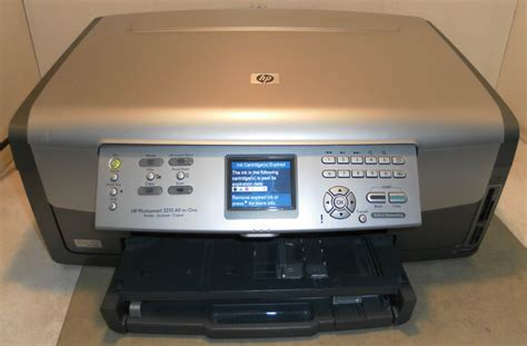 hp photosmart 3210 all in one photo printer scanner and copier hp photosmart 3210 all in one inkjet printer q5841a ebay