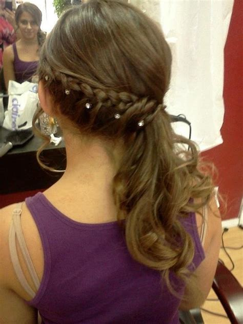 Hairstyles For School Dances by School Hairstyles 61153 School Updo