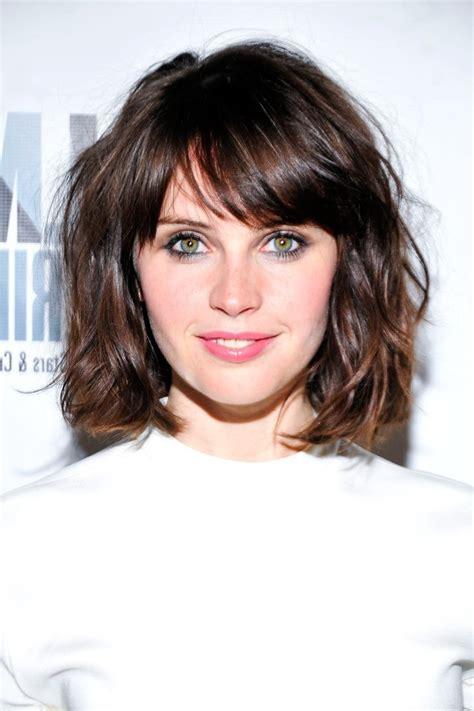 Chunky Fringe Hairstyles   Fade Haircut