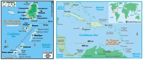 map st vincent and the grenadines pettinaro bros world paper money market ecs st vincent