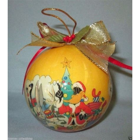 looney tunes group christmas ball ornament looneystore