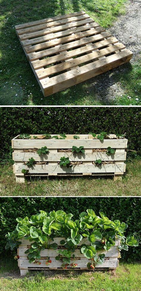 Pallet Gardening Ideas Best 25 Pallet Planters Ideas On Pallet Garden Ideas Diy Diy Herb Garden And