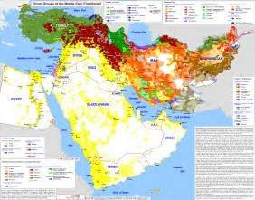 us map of middle east 40 maps that explain the middle east