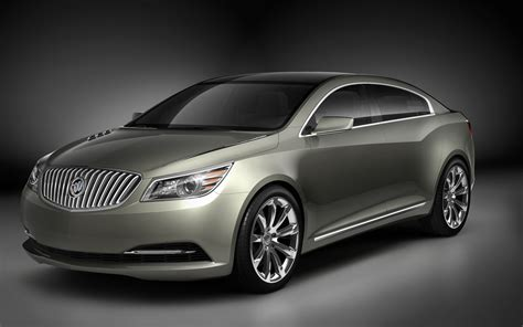 gmc sedan concept buick invicta concept bows in beijing best looking buick