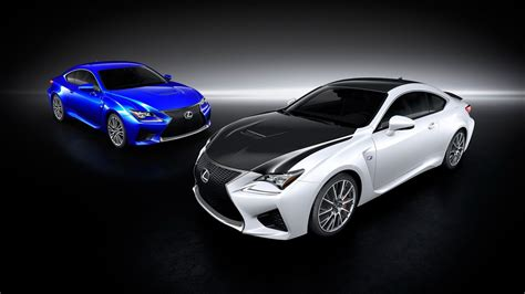 new lexus rcf official lexus rc f carbon package gtspirit