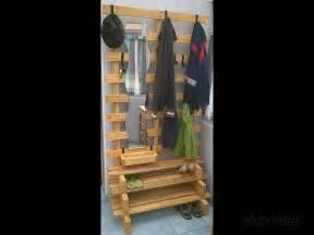 meuble porte manteaux range chaussures par papy la palette